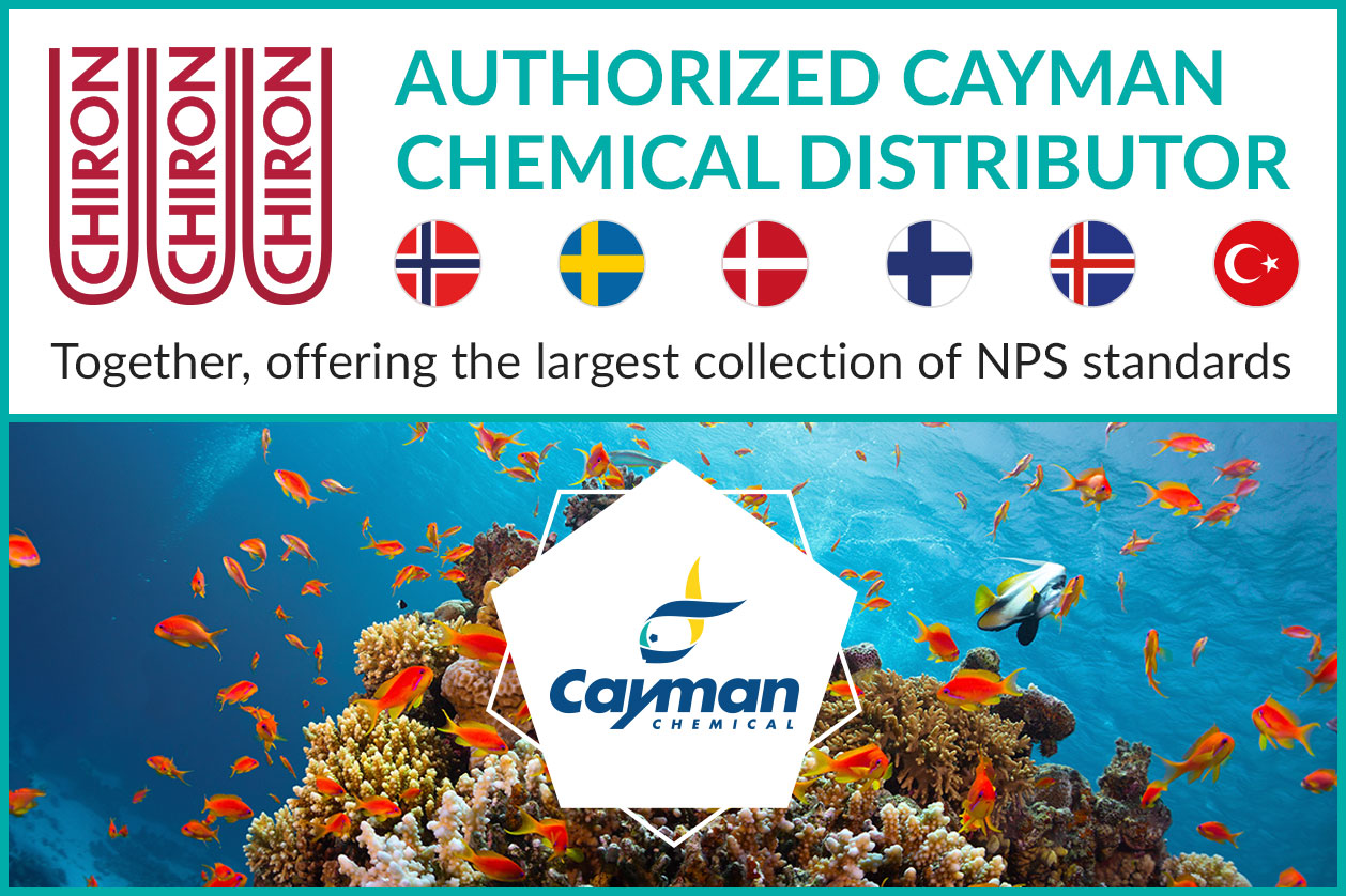 Authorized Cayman Chemical Distributor