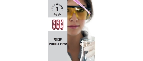 New Products 1-2014 - Newsletter