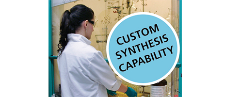 Custom Synthesis Capabilities